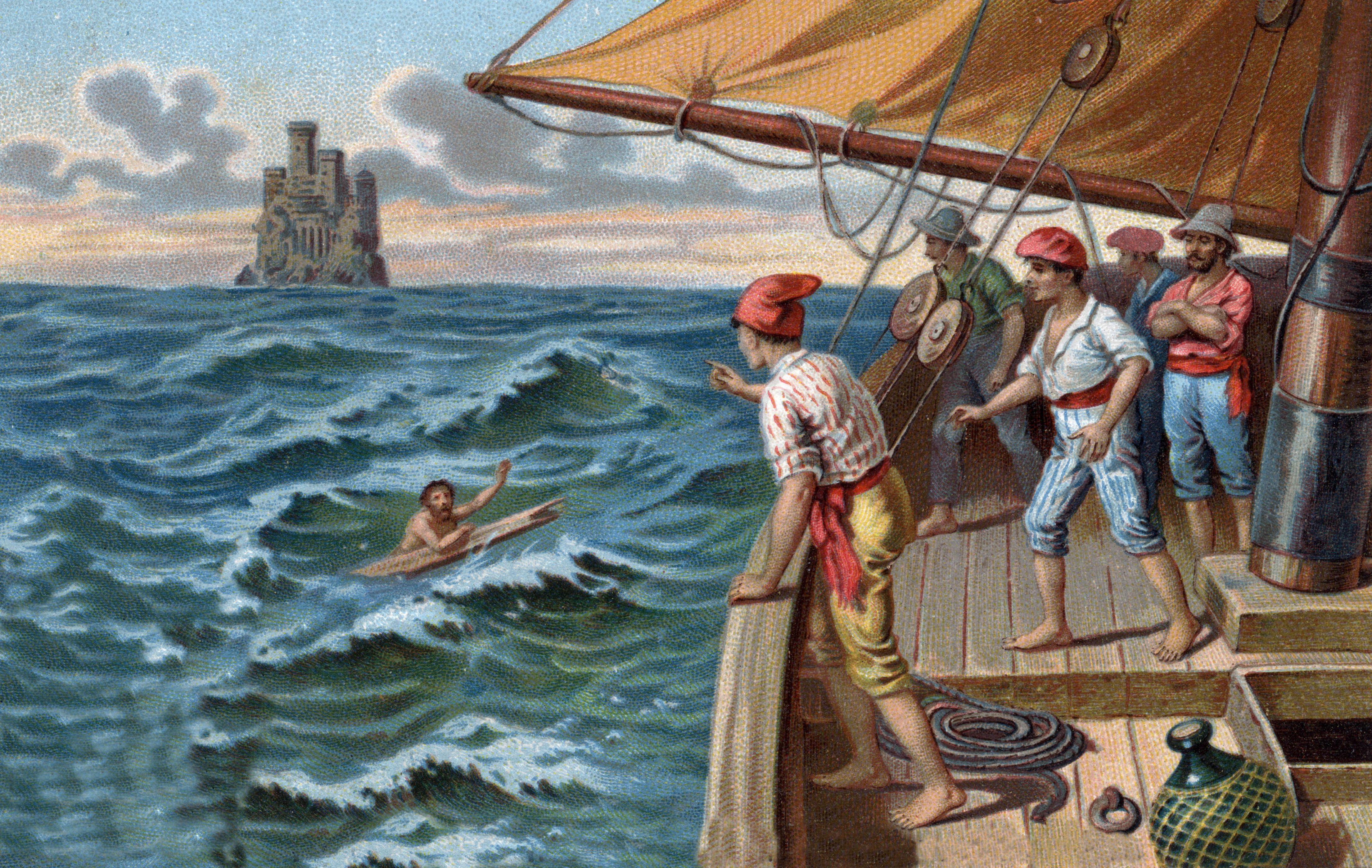 Bá tước Monte Cristo – Một thông điệp từ Chúa – Sách Nên Đọc